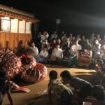 有福温泉「一夜限りのかぐらBar」2018 レポ